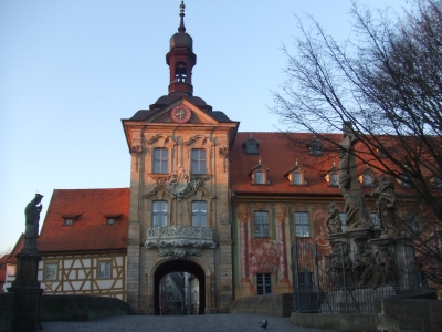 Bamberg has a few cool things too...