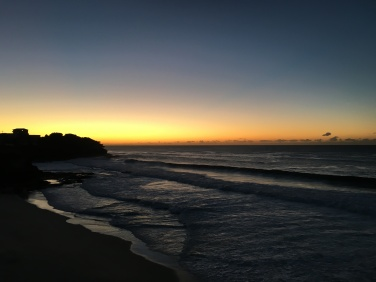 Bronte Beach at sunrise