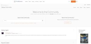 tableau-community