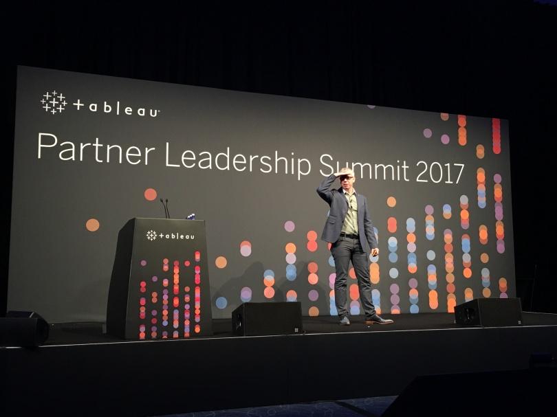 London Partner Summit – Tri My Data